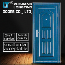 Manufactura de acero chino de la puerta hecha en China