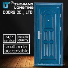 Manufactory chinês da porta de aço feito em China