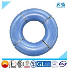 Codo de acero de aleación de alta calidad ASTM A234 Wp11 Wp12