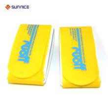 China fornecedor nylon durável cinta de esqui para snowboard