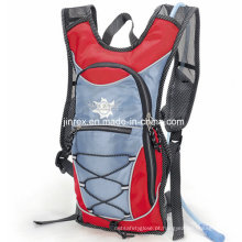 Esportes ao ar livre da bicicleta que funcionam o saco de mochila do bloco hidráulico do ciclismo