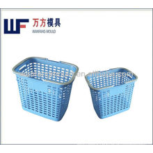 house hold plastic injection basket mould molding