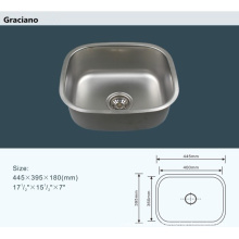 Wholesale Portable Camping Bathroom Stainless Steel Kitchen Hand Wash Sink