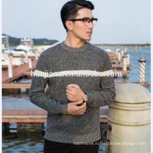 обслуживание кашемир пряжа вязание мужской свитер ОЕМ