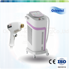 Lumenis Xc Lightsheer `s quality/Pink color /Germany Jenoptiks bar /diode laser hair removal of 808 nm