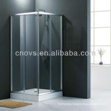 Hot sales fashion frame sliding sliding door rollers shower