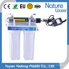 Filtre à eau à 2 étages avec lumière UV Nw-Pr202UV