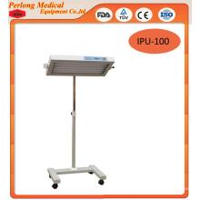 Unidad de fototerapia Neonatal UIP-100 con cinco bombillas/LED