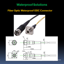 Fiber Optic Water Proof Connector