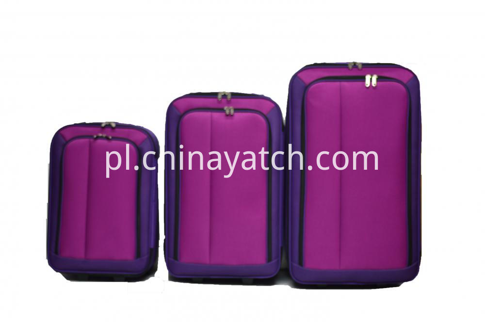Eva Travel Luggage Set