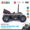 Новые игрушки для малышей FC116 wifi управления автомобиля rc шпион камеры для продажи