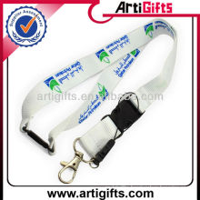 2013 Factory supply adjustable length lanyard