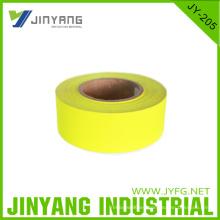 tejido de poliéster de color reflectante de alta visibilidad