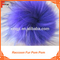 Real Fur, Wholesale Fur Pom Poms