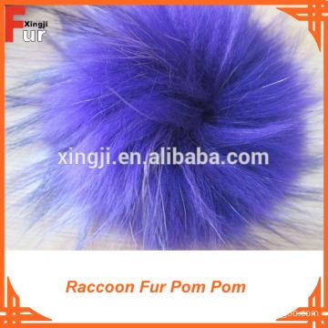 Real Fur, Wholesale Fur Pom Poms