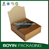 OEM delicate quality cooking oil packing carton box, paper package box for cooking oil, cardboard olive oil package box