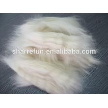 Fine Chinese Sheep Wool Open Tops natural white 19.5mic/44-45mm for sale