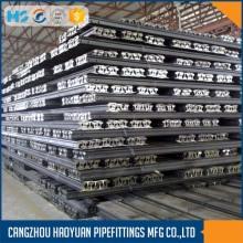 Kranladdning stålskena QU100 U71Mn 12mtr