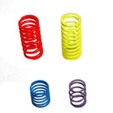 Пылезащитная пружина с цветным покрытием