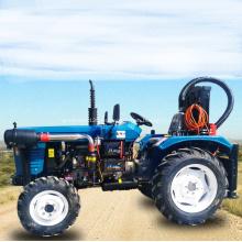 Plataforma de perforación de la mina tractor plataforma de perforación de pozos de agua