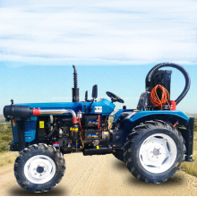 Foreuse de mine plate-forme de forage de puits d'eau de tracteur