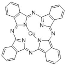 (29H, 31H-ftalocianinato (2 -) - N29, N30, N31, N32) cobre CAS 147-14-8