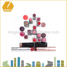 Taiwan cosmetic factory makeup custom empty lipstick plastic tube