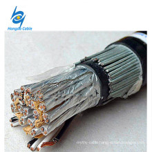 XLPE/ISCR/OSCR/PVC/SWB/PVC Screened Flame Retardent Instrumentation Cable