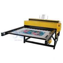 2015 Large Format Pneumatic Double Stations Heat Transfer Machine