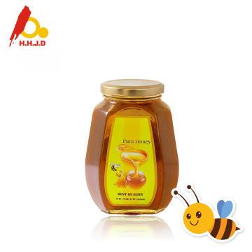 Avantages du miel de polyflower cru