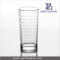 Pattern Water Drinking Glass Tumbler