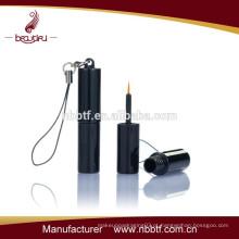 Fábrica venda preço garrafa de plástico pequeno para tubo eyeliner