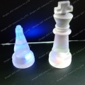 LED Chess, LED Glow Chess Set,  LED Chess