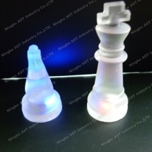 Flashing Chess, LED Glow Chess Set, Chess Sets, LED Chess