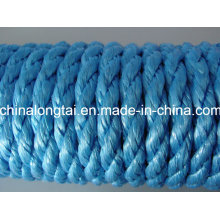 3 Strands High Breaking Load Agriculture Twisted PP Rope