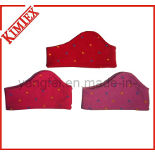 High Quality Promotion Embroidery Fleece Earband