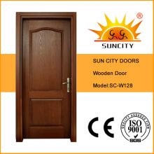 Solid Wooden Door for Office Use, Oak Wooden Door