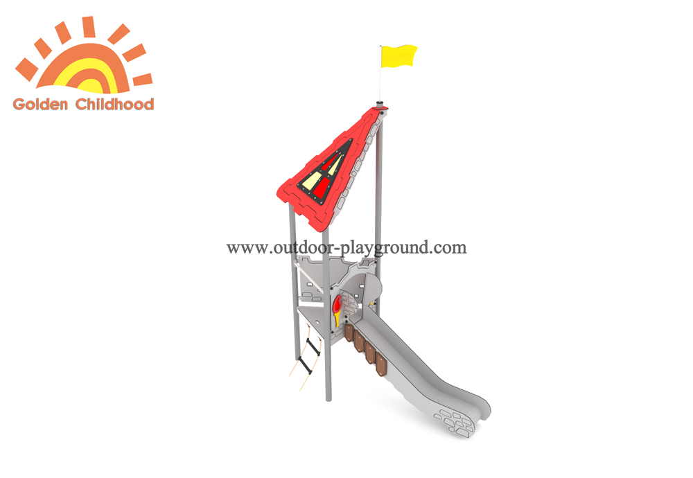 Park Outdoor Slide Equipment
