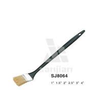 Sjie8064 Plastic Handle Radiator Paint Brush