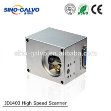 JD1403 Sino galvo co2 head laser cutting machine price