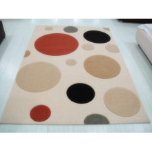 Hand Tufted Acrylic Carpet/Domotex Hannover Hot Sale (acry02)