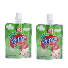 Liquid Plastic Bag Juice Packaging And Printing