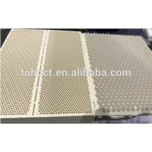 intercambiador de calor de panal de cerámica