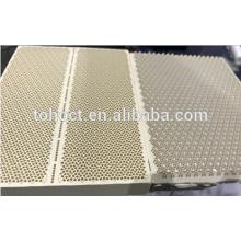 ceramic honeycomb heat exchanger