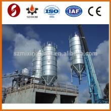 China alta calidad silo móvil de 100 toneladas para la arena