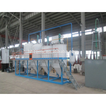 2017 Rohöl Palmöl Raffinerie / Rohöl Raffinerie Maschine / Öl Raffinerie