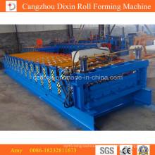Doppel-Rollformmaschine zu verkaufen