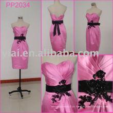2010 Manufactory vestido de baile de moda sexy PP2034