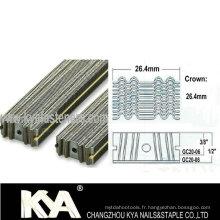Grappes ondulées série Gc20 pour la fourniture de meubles