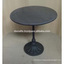 Cast Iron Restaurant Table